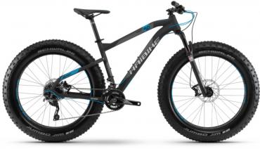 Haibike SEET FatSix 5.0 26R Fatbike Mountain Bike 2018