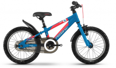 Haibike SEET Greedy 16'' Kinder Mountain Bike 2018