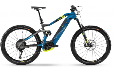 Haibike XDURO AllMtn 9.0 500Wh Bosch Intube 27.5R Elektro Fahrrad 2018