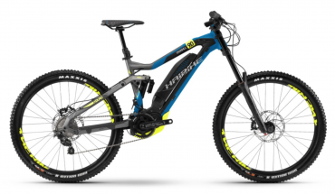 Haibike XDURO Dwnhll 9.0 500Wh Yamaha 27.5R Elektro Fahrrad 2018