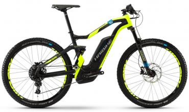 Haibike XDURO FullSeven Carbon 8.0 500Wh Bosch 27.5R Elektro Fahrrad 2018