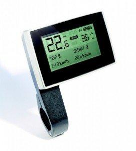 Impulse Premium eBike/Pedelec/Elektro Fahrrad LCD Display