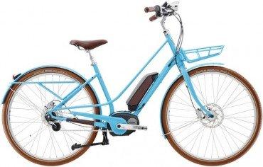 Diamant Juna Deluxe+ Urban Elektro Fahrrad/City eBike 2017