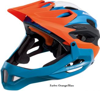 Alpina King Carapax Enduro/MTB Fahrrad Helm