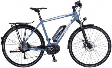Kreidler Vitality Eco 8 Nyon 500Wh Elektro Fahrrad/Trekking eBike 2017