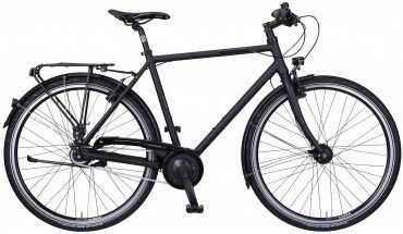 "Kreidler Player 2.0 Urban/Trekking Bike 2017 Schwarz | 28"" Herren Diamant 55cm"