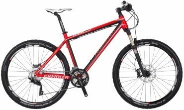 Kreidler Dice SL 2.0 27.5R Mountain Bike 2015