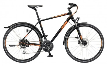 KTM Life Track 24 Street Trekking Bike 2019