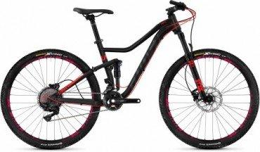 Ghost Lanao FS 5.7 AL W 27.5R Fullsuspension Mountain Bike 2018 schwarz