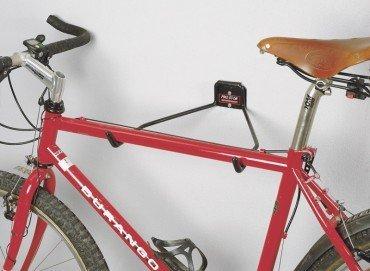 Pro Stor Folding Rack II Universal Fahrrad Wandhalterung