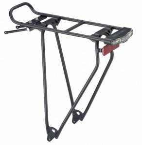 Racktime Stand-it Shine System Fahrrad Gepäckträger