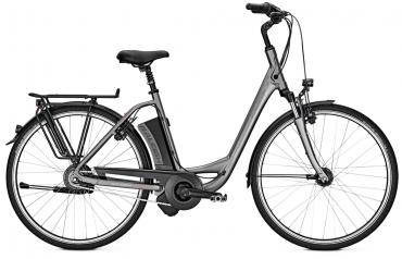 Raleigh Dover 330 11Ah Impulse Elektro Fahrrad 2018