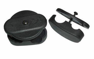 Rixen & Kaul Korb Fix II Adapter, Korb Befestigung Gepäckträger