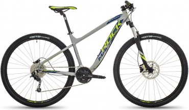 Rock Machine Heatwave 90-29 29R Mountain Bike 2019