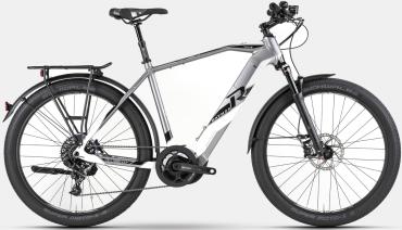 R Raymon E-Tourray 8.0 Yamaha Elektro Fahrrad 2019