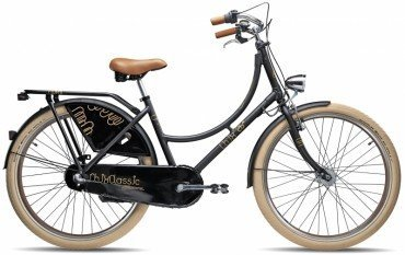 S'Cool chiX Classic 3S 26R Kinder/Jugend City Bike 2016