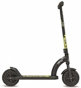 S'Cool flaX 4 Outdour All Terrain Scooter/Roller 2016