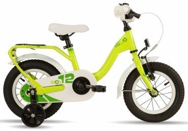 S'Cool niXe Steel 12R Kinder All Terrain Bike 2016