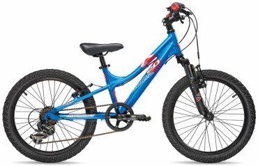 S'Cool troX Comp 7S 20R Kinder Mountain Bike 2016
