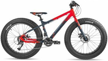 S'Cool XTfat 18S 24R Kinder Fatbike/Mountain Bike 2016