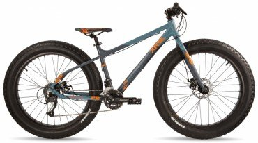 S'Cool XTfat 18S 26R Kinder/Jugend Fatbike Mountain Bike 2016