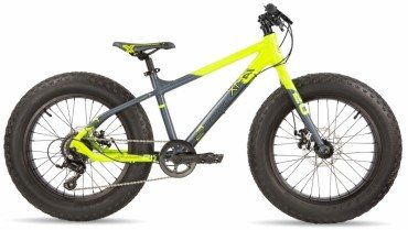 S'Cool XTfat 9S 20R Kinder Fatbike/Mountain Bike 2016
