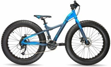 S'Cool XXfat 18S 24R Kinder Fatbike/Mountain Bike 2016