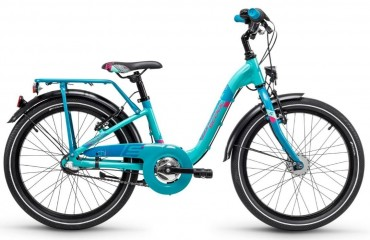 S'Cool chiX alloy 20R 3-S Kinder City Bike