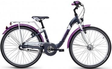 S'Cool chiX alloy 24R 3-S Kinder City Bike