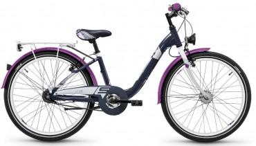 S'Cool chiX alloy 24R 7-S Kinder City Bike