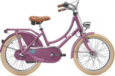 S'Cool chiX Classic 3S 20R Kinder City Bike 2018