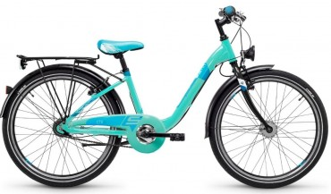 S'Cool chiX steel 24 7-S Kinder City Bike
