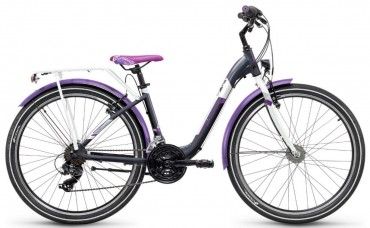 S'Cool chiX steel 26 21-S Kinder City Bike