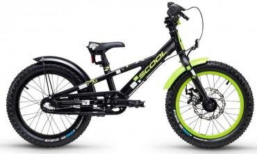 S'Cool faXe alloy 16R 3-S Kinder Fahrrad