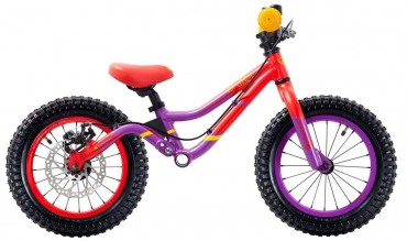 S'Cool pedeX Dirt 14R Kinder Laufrad