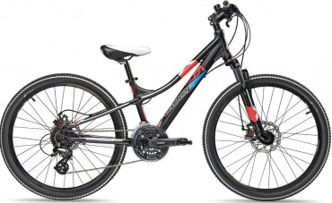 S'Cool troX pro 24R 24-S Kinder Mountain Bike