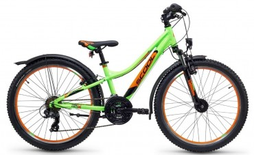 S'Cool troX Urban 24R 21-S Kinder Mountain Bike