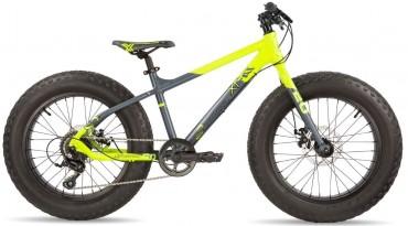 S'Cool XTfat 20R 9-S Kinder Fahrrad