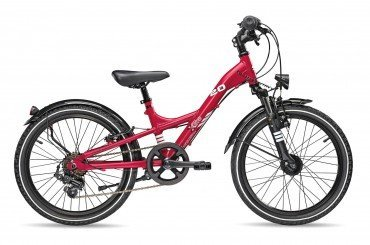 S'Cool XXlite Comp 7S 20R Kinder All Terrain Bike 2017