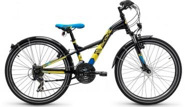 S'Cool XXlite steel 24R 21-S Kinder Fahrrad