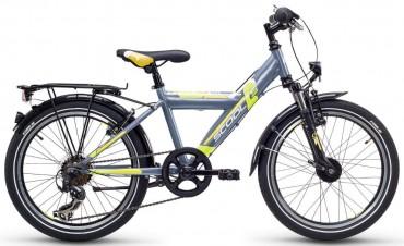 S'Cool XYlite steel 20R 7-S Kinder Fahrrad