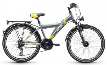 S'Cool XYlite steel 24R 21-S Kinder Fahrrad