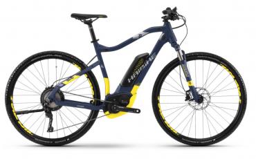 Haibike SDURO Cross 7.0 Elektro Fahrrad 2018