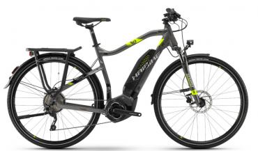 Haibike SDURO Trekking 4.0 Elektro Fahrrad 2018