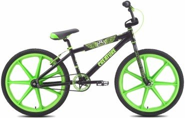 SE Bikes Creature 24R Retro BMX Bike 2016