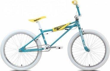 SE Bikes Quadangle Freestyle 24R Retro BMX Bike 2015