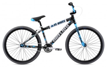SE Bikes Blocks Flyer 26R BMX Bike 2019 camouflage