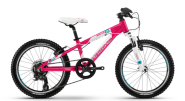 Haibike SEET Greedy Life 20'' Kinder Mountain Bike 2018