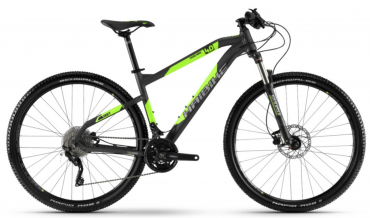 Haibike SEET HardNine 4.0 Mountain Bike 2018