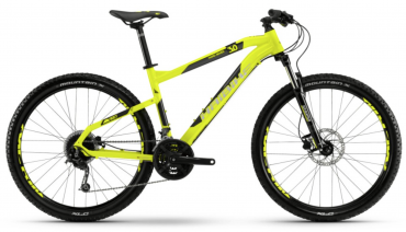 Haibike SEET HardSeven 3.0 Mountain Bike 2018